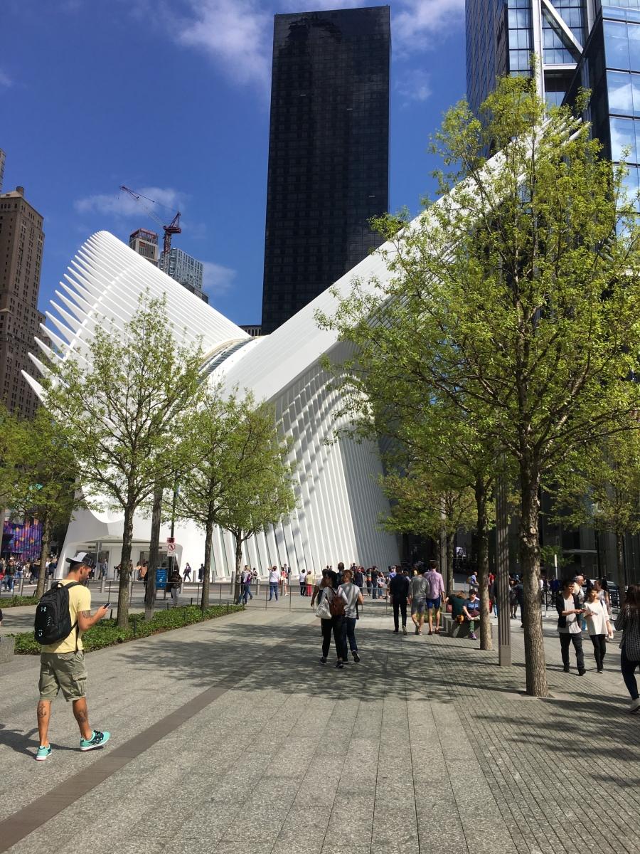 Westfield Trade Center
